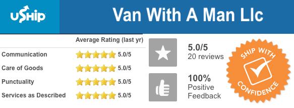Great Shipping Company Reviews