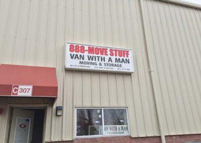 New Jersey Moving & Storage Warehouse