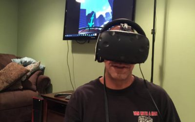 Tommy Mover Meets VR