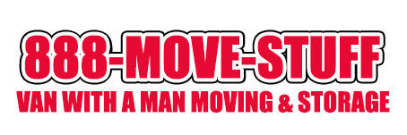 888 move stuff - van with a man moving & storage, moving equipment, storage facilities, and transportation services, truck rental Florida and forklift service NJ