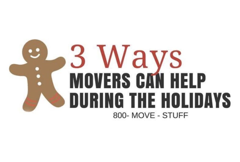 Click For 3 Great Ways Mover Help During The Holidays