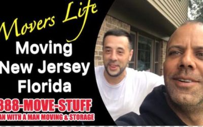 MOVING NEW JERSEY TO FLORIDA
