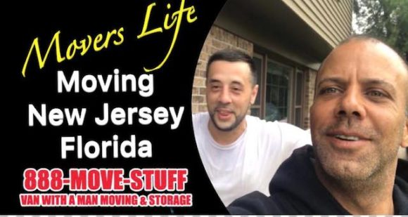 MOVING COMPANY NEW JERSEY – FLORIDA