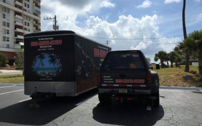 Moving Trucks Florida Bound Jan 15th