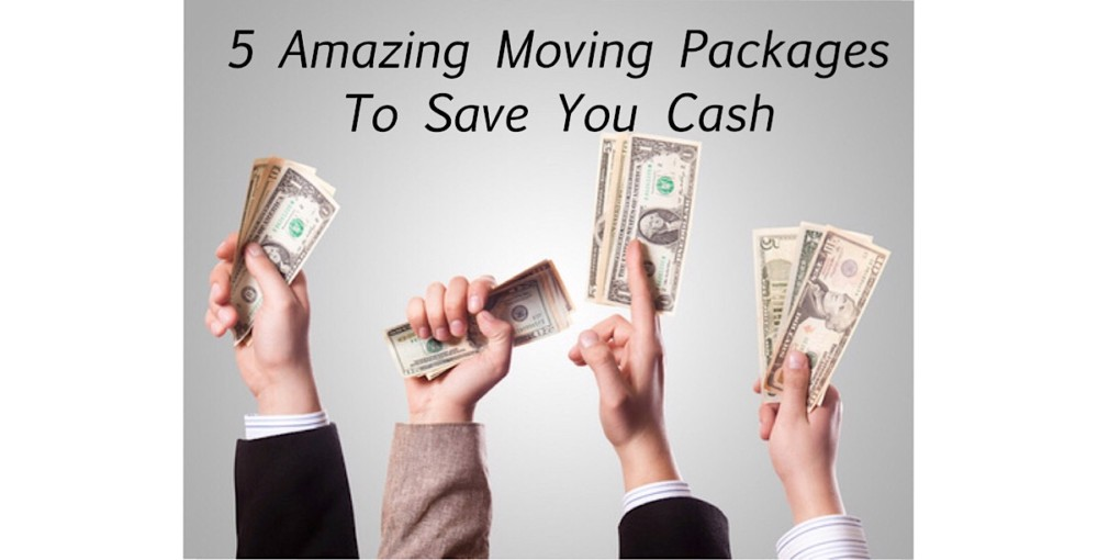 5 Great Ways To Save On Moving