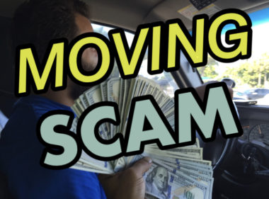 MOVING SCAMS NJ