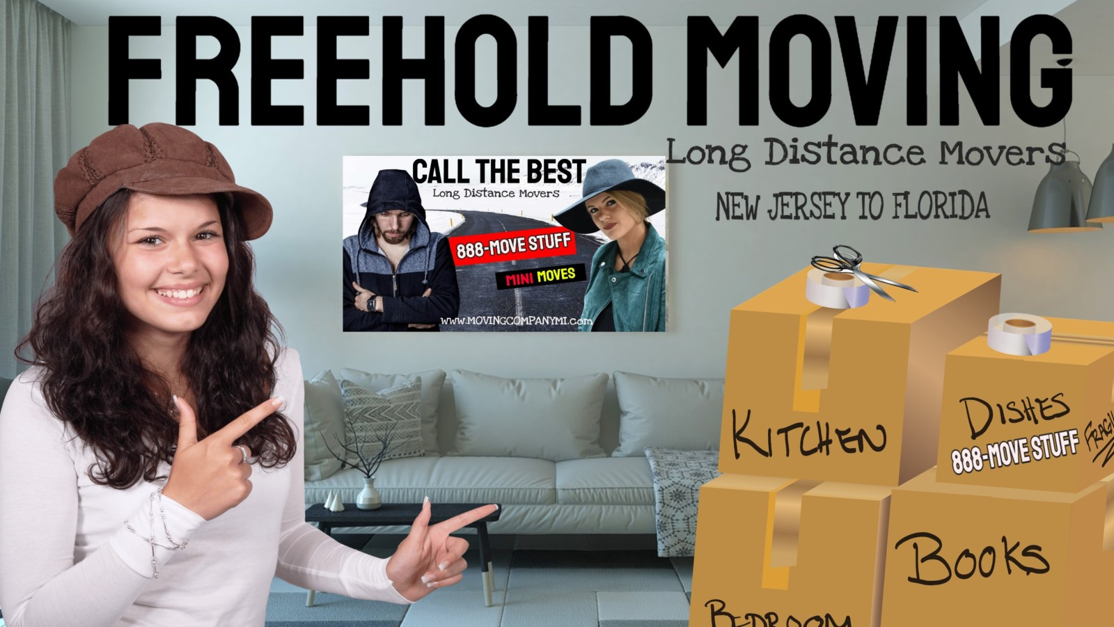 Freehold Movers NJ