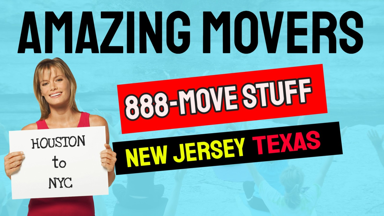 mini move nj to texas